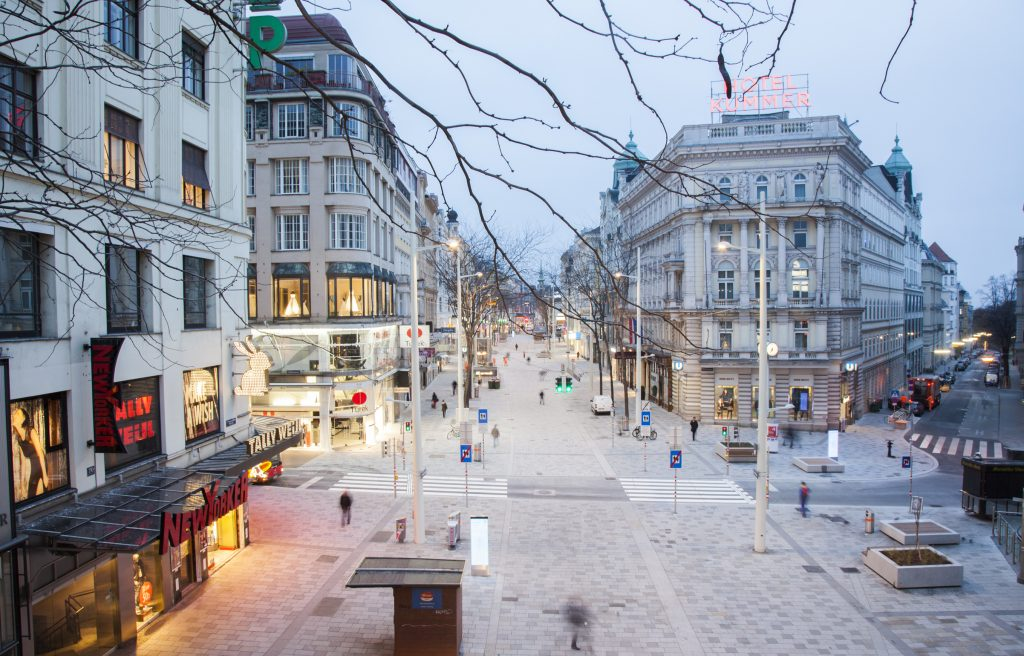 Vienna Cafes And Restaurants