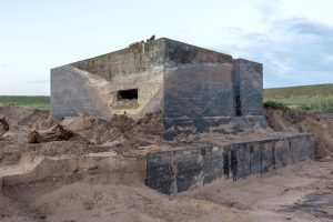 Preparing relocation of the casemates