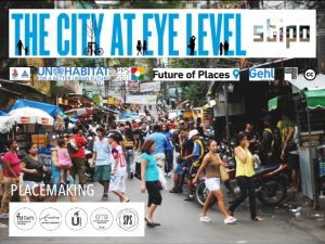 The City at Eye Level Spring Masterclass