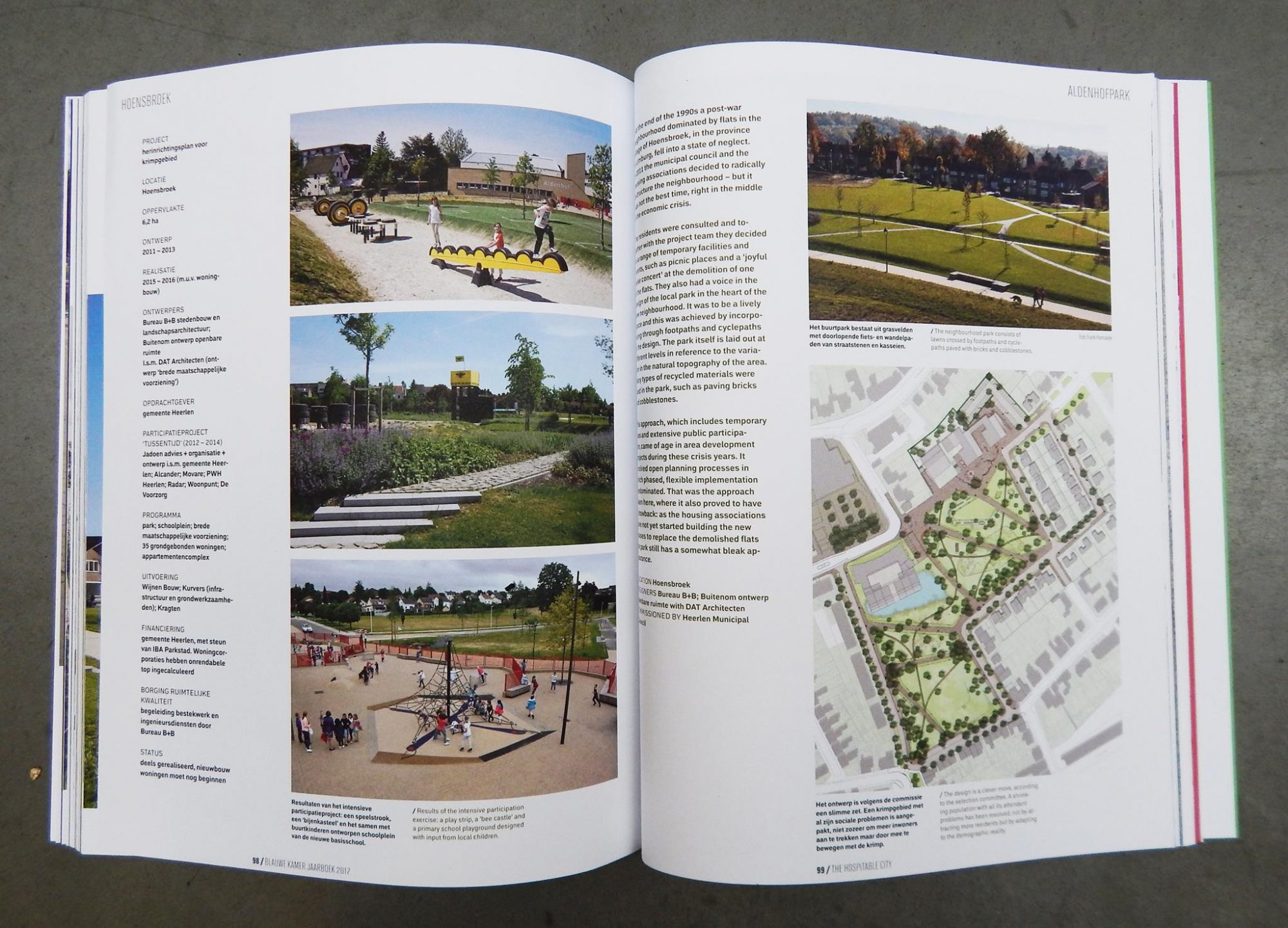 Yearbook of landscape architecture and urban design u b b